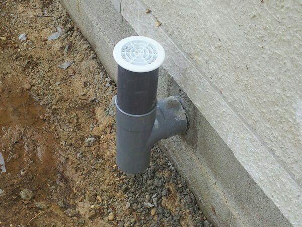 Aération vide sanitaire vide sanitaire ventilation Pinterest