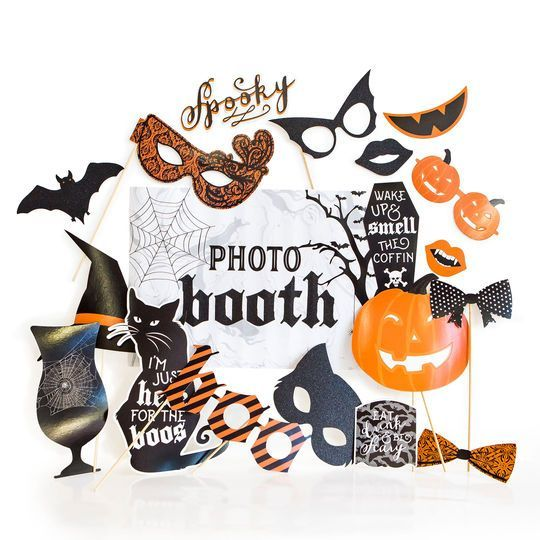 Halloween Photo Prop Kit By Recollections Halloween photos - halloween michaels