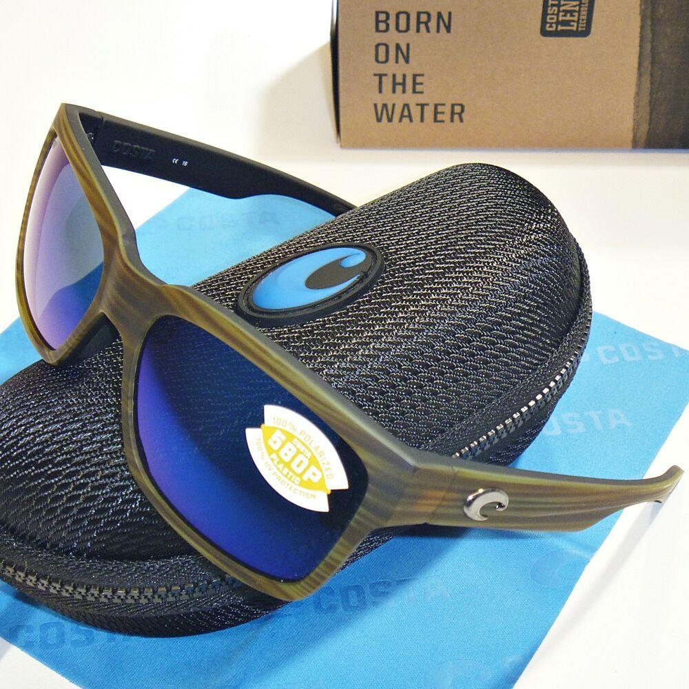 1efe55dae7db Costa Del Mar Playa Polarized Sunglasses-Matte Verde Teak/Blue Mirror 580P  Lens #affilink #polarizedsunglasses #womensunglasses #mensunglasses ...