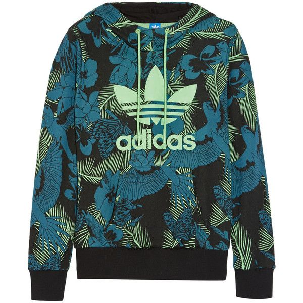 Adidas hoodie | Adidas outfit, Patterned hoodies