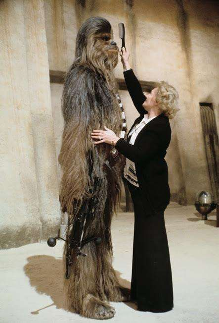 Star Wars Behind the Scenes Photos | List of BTS Pictures from Star Wars