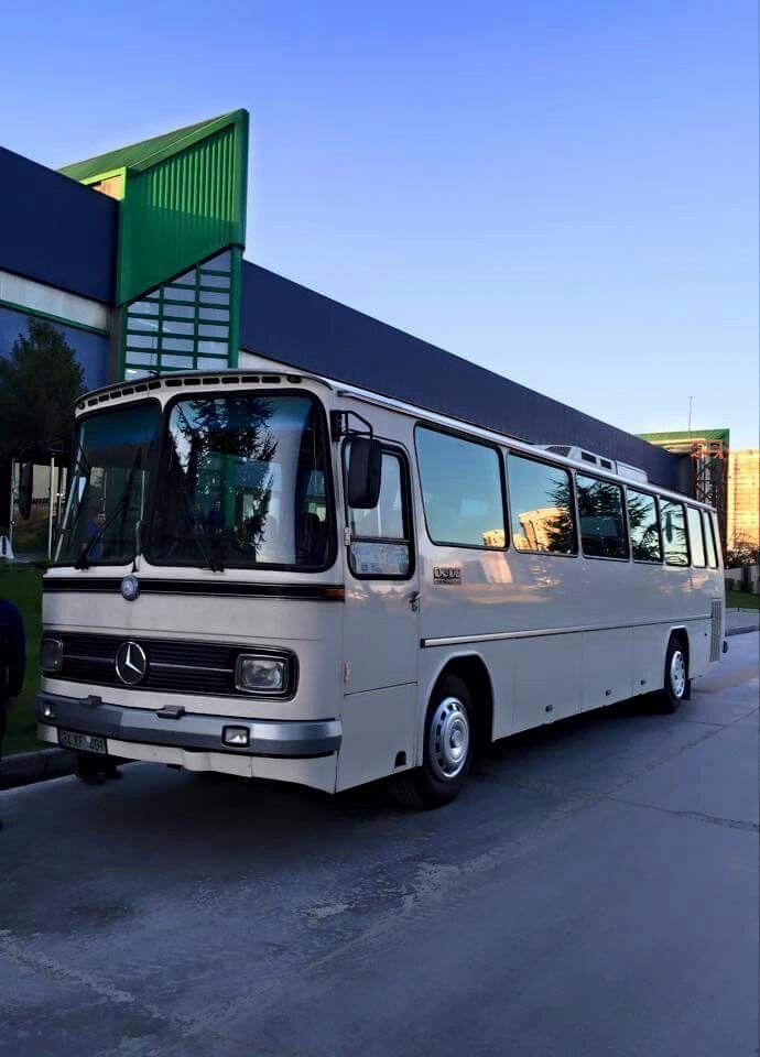 Klasik Mercedes Bus 0302 Otobus Volvo Mercedes Benz