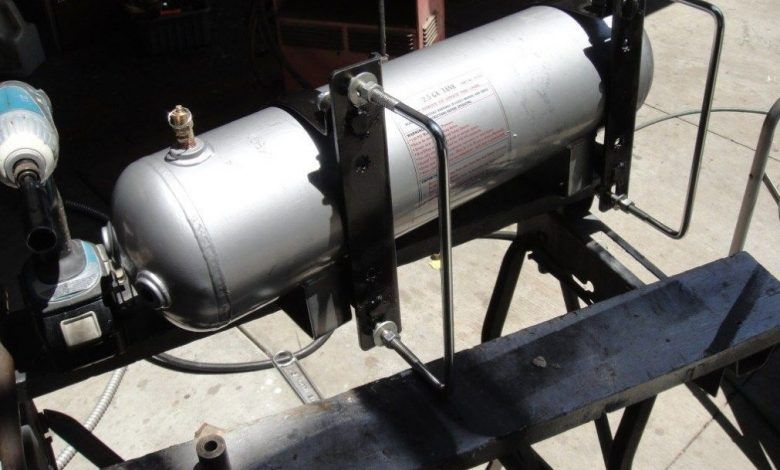 How often should truck air tanks be drained in 2020 air