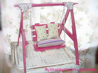 Barbie Mobili ~ Myshabbycountrydreams: mobili per le bambole fai da te barbie