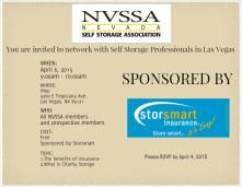 Don't miss this event if you are in Las Vegas area.   www.NVSSA.org