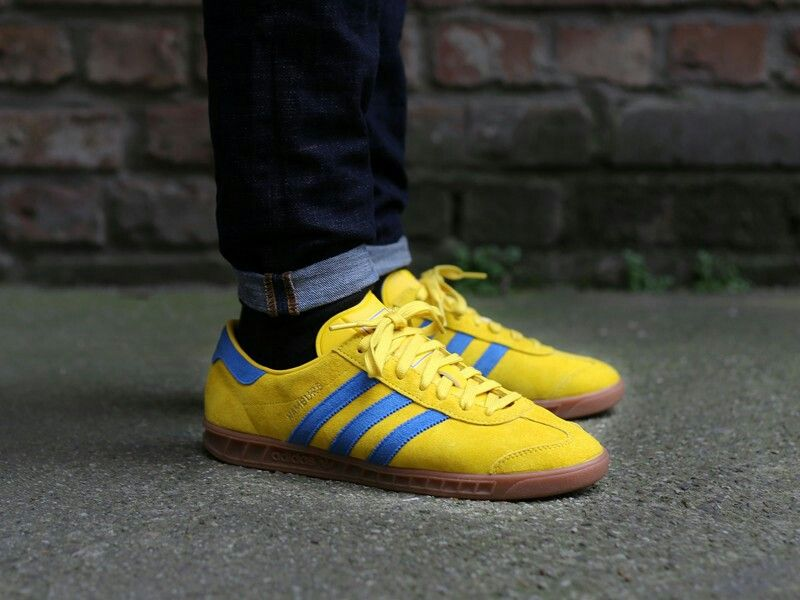 new styles ee3b6 dcb55 Adidas Hamburg  Malmo  colourway on the street