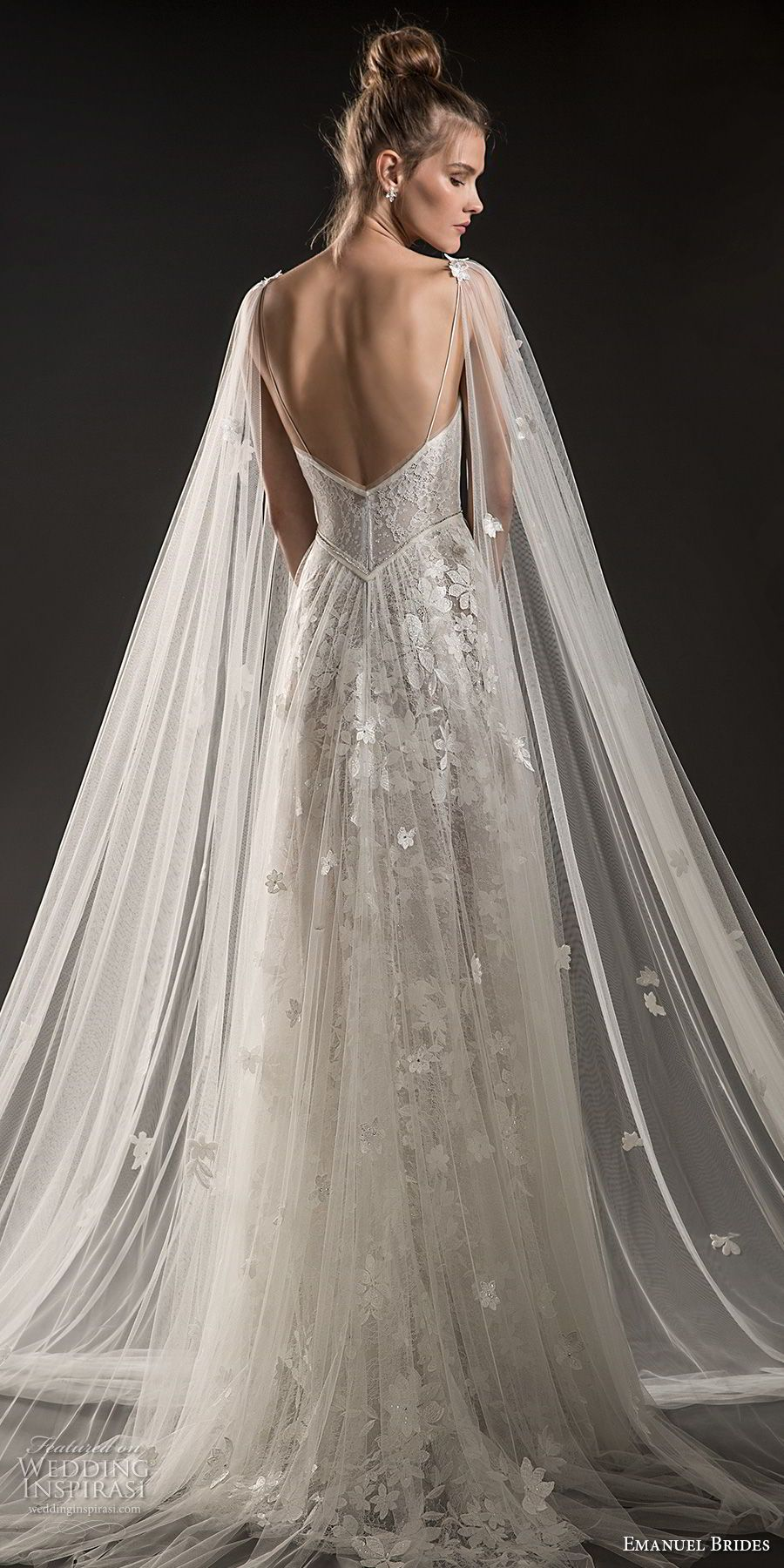 0e239a71136 Emanuel Brides 2018 Wedding Dresses | F - Gowns | Νυφικά ...