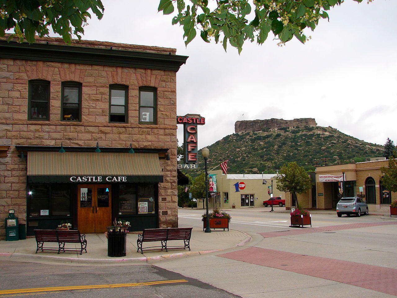 Keystone Hotel In Douglas County Colorado Castle Rockcounty