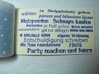 Leben Stempeln Scrappen Karte Zum 18 Geburtstag Let S Party