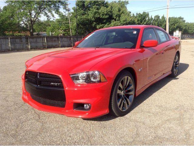 big red 2014 dodge charger srt8 - Dodge Charger 2014 Red