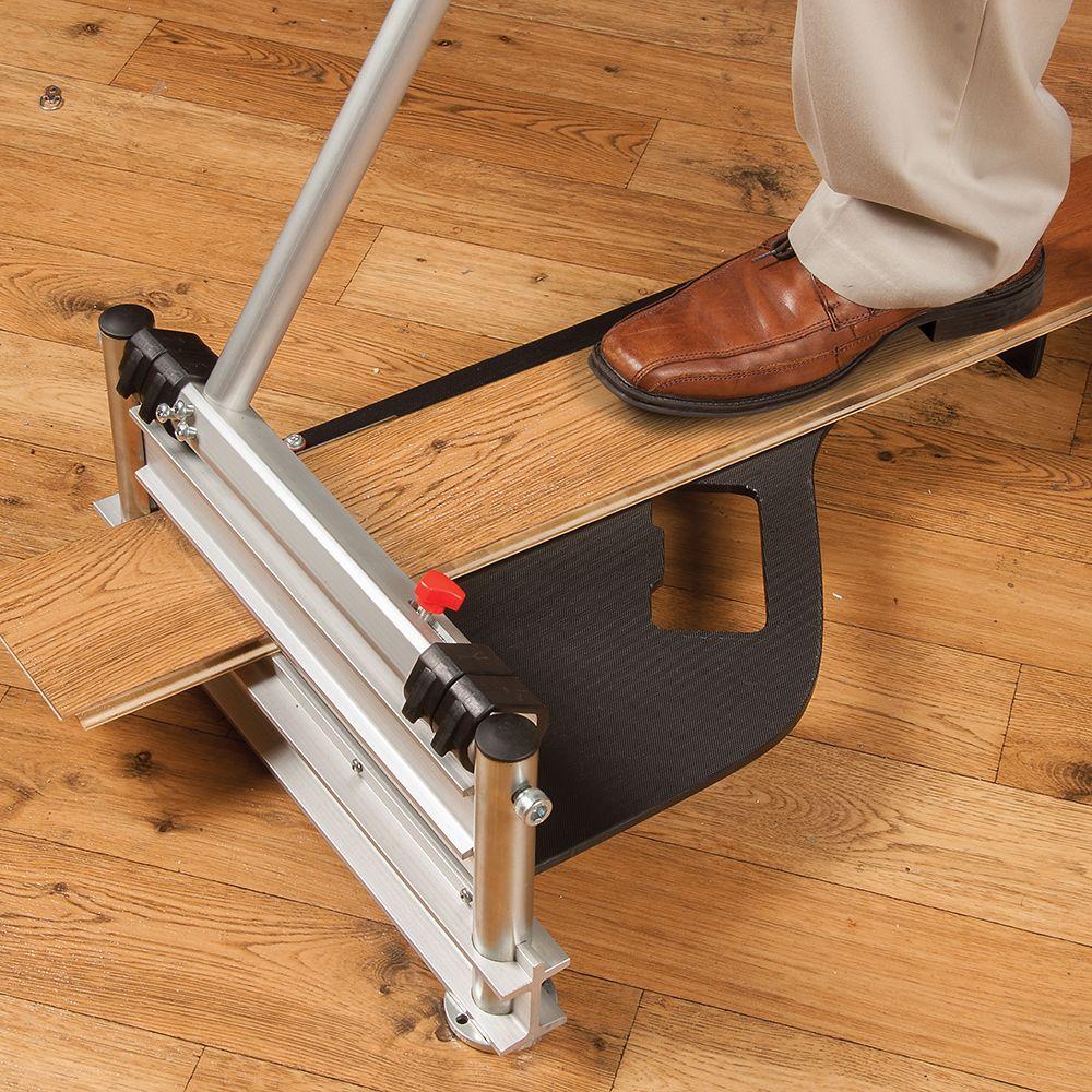 "13"" Flooring Cutter Wood laminate flooring, Wood"