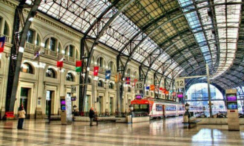 Estacion De Francia Destinos Nacionales Estacion De Tren