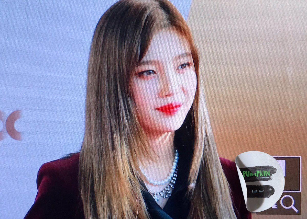Red Velvet Joy Golden Disk Awards