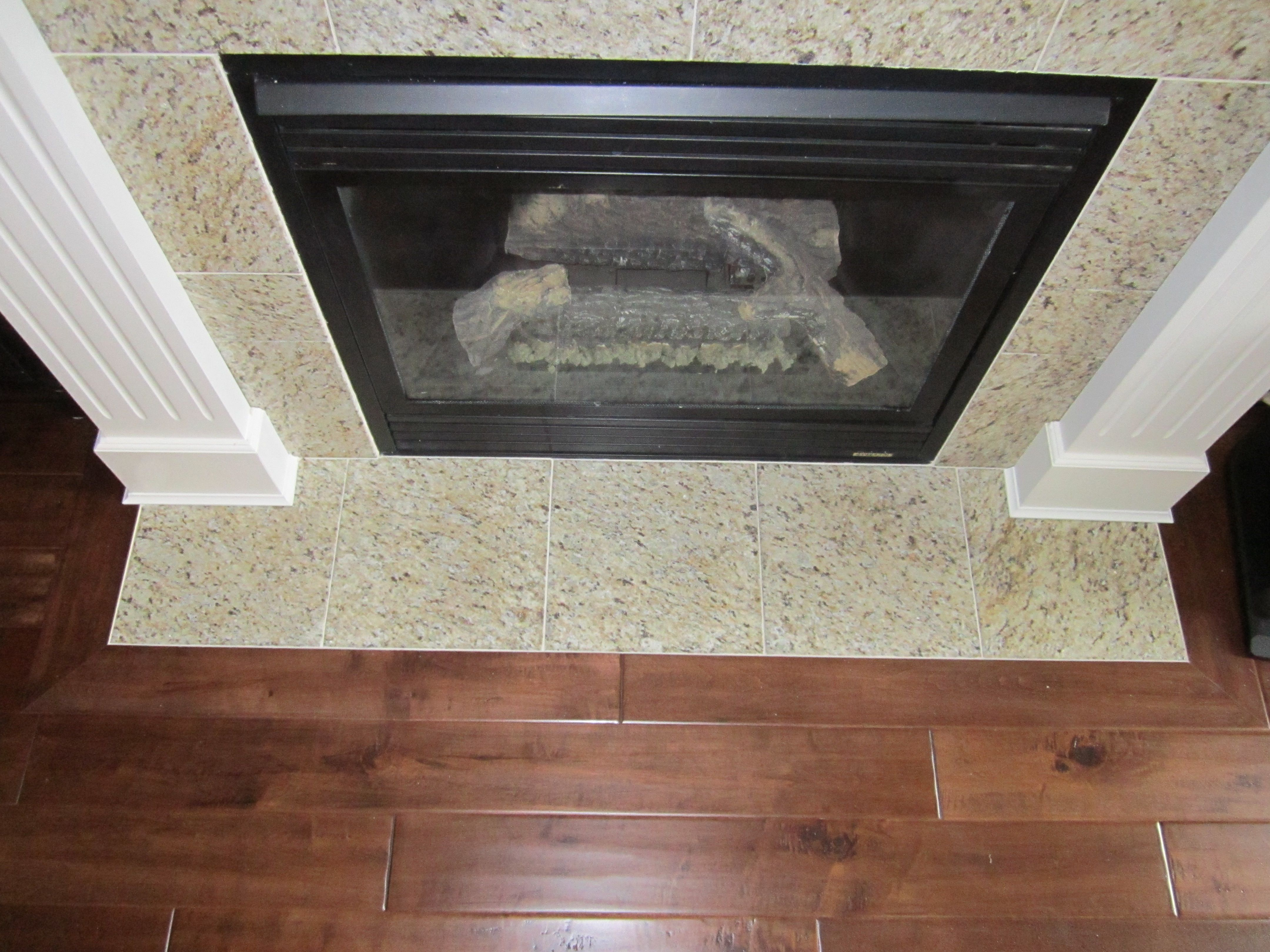 Laminate Flooring Against Fireplace Google Search
