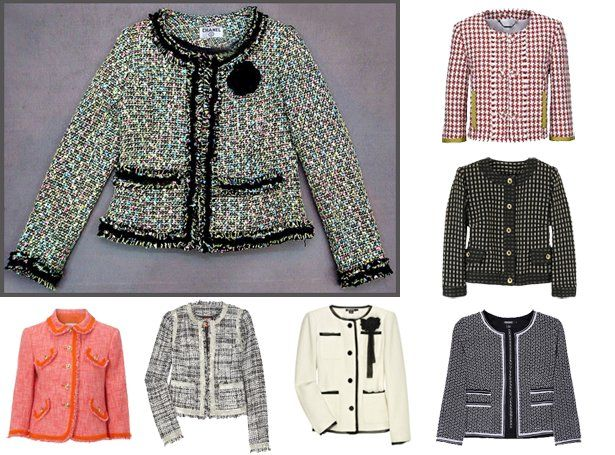 A Classic French Jacket: 70 Hours to the Dream! – Sewing Blog | BurdaStyle.com. Another description of Susan Khalje's method for making a Chanel jacket.