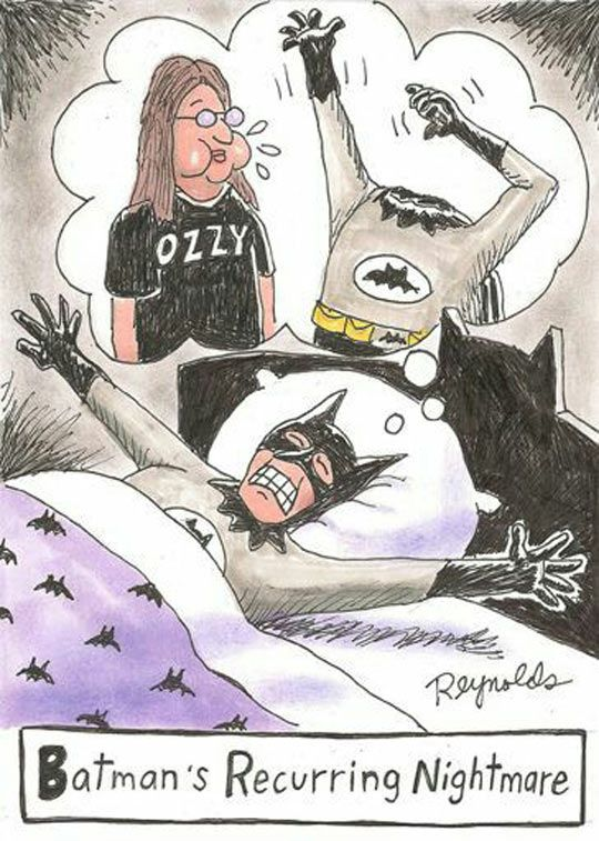 Batman's Worst Fear