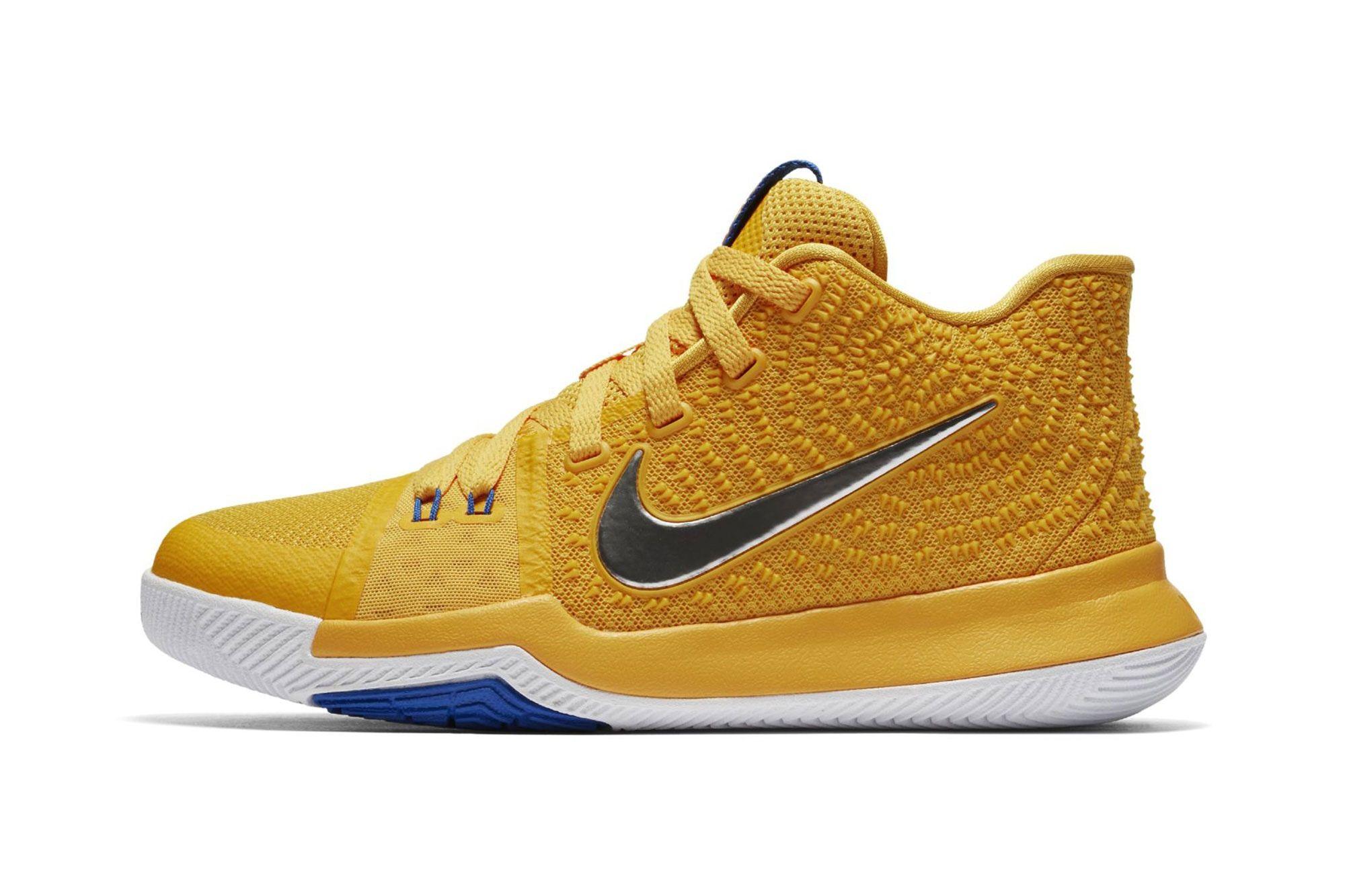 Nike Basketball Kyrie Irving 3 Macaroni