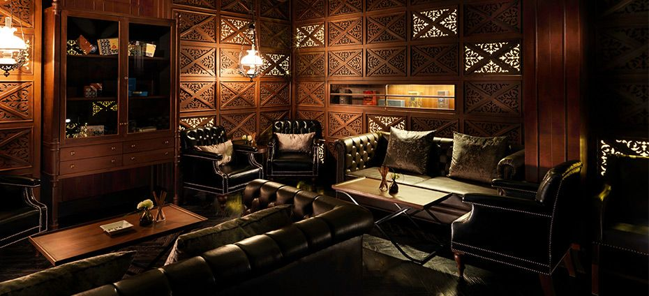 Luxury Smoking Rooms Boutique Design Hotel In Bangkok Muse