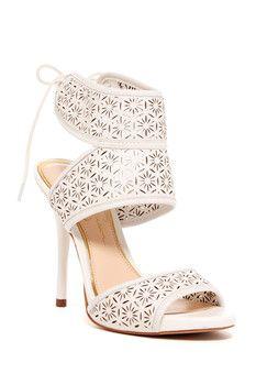 Jessica Simpson Barcia Laser Cut Sandal