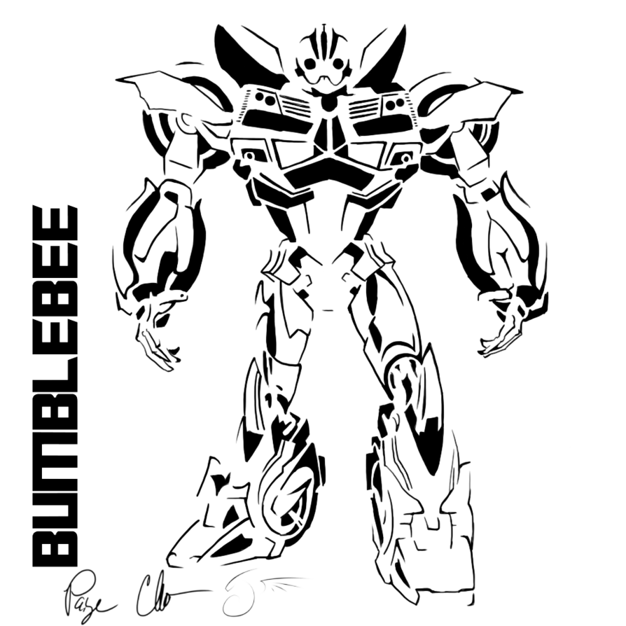 Uncategorized Transformers Color Pages free bumble bee transformer coloring pages page forcoloringpages com stencils mirage coloring