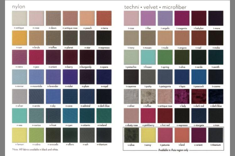 2017 Maaco Paint Color Chart