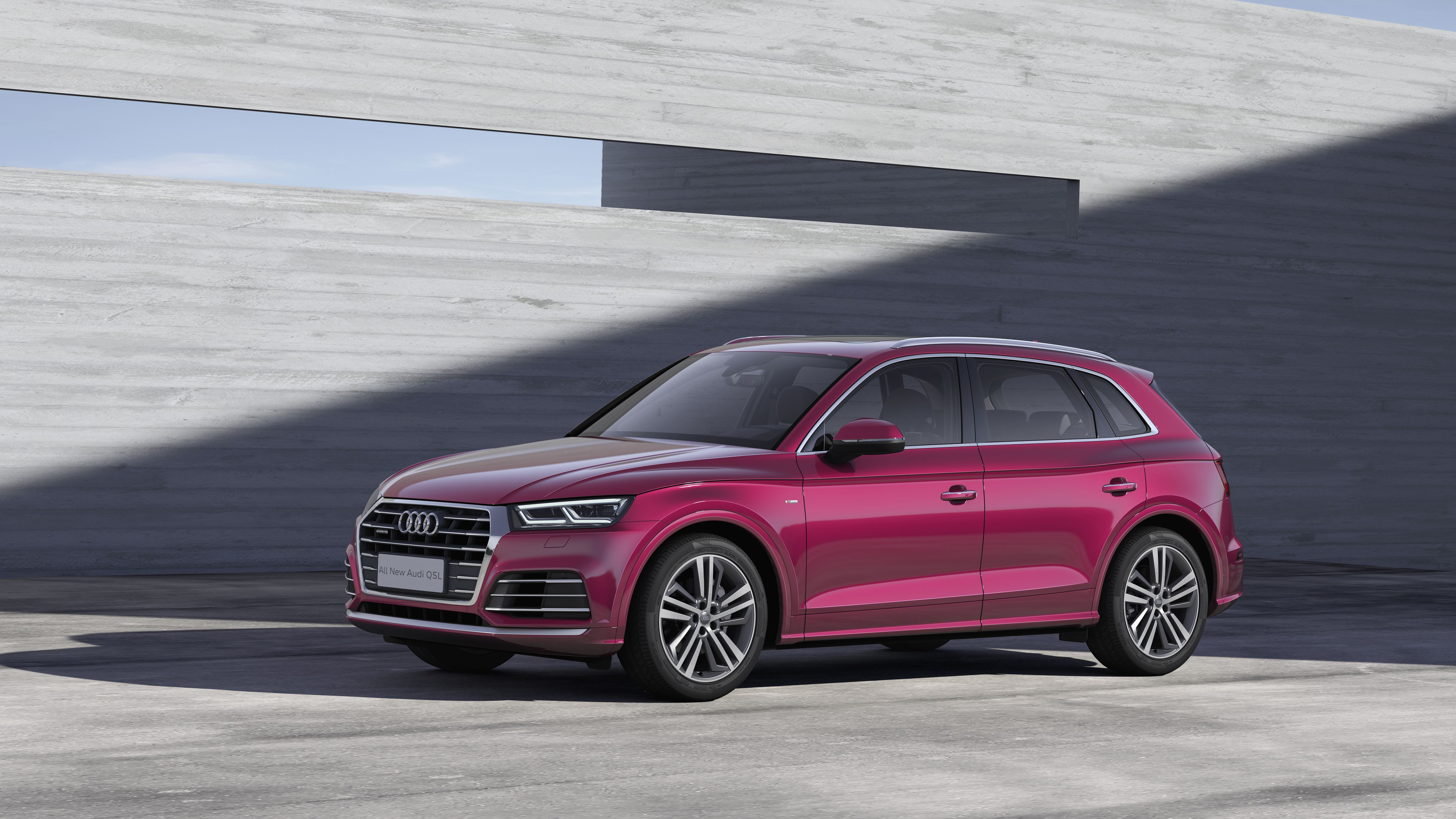 It S Not The Audi Q8 But The Q5 L Is Really Stretchy Top Speed Audi German Cars Cars