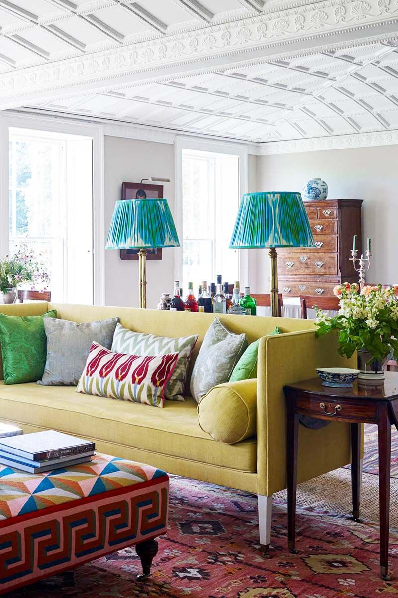 Pin On Stay Living Rooms Colorful living room pics