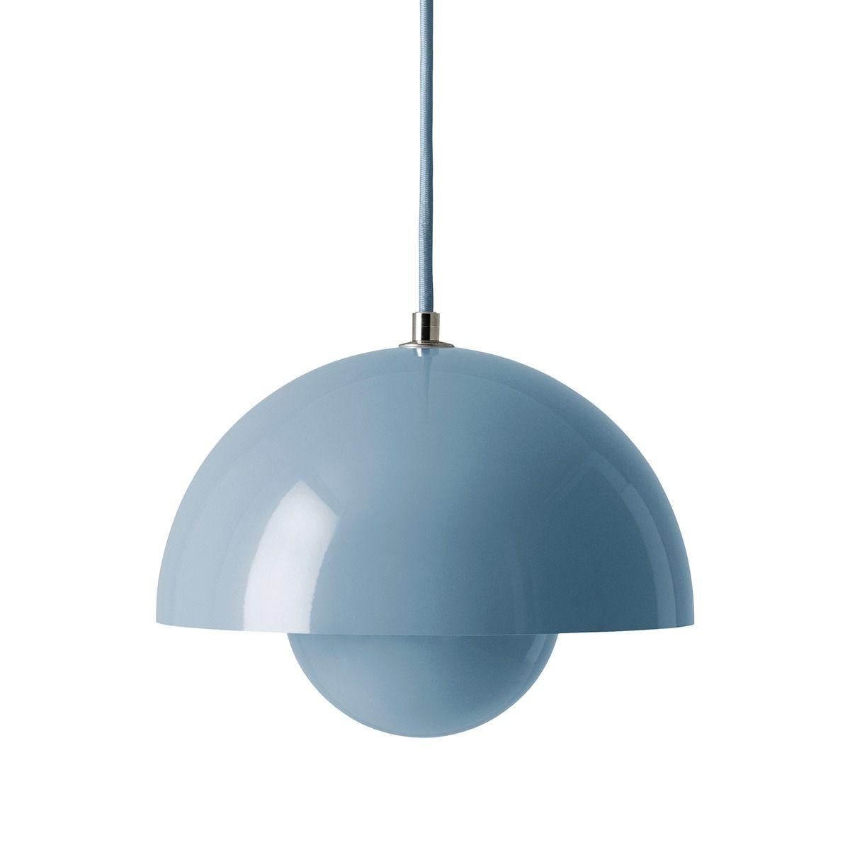Tradition Flowerpot Vp1 Pendant Light Blue In 2020 Flowerpot Vp1 Pendant Flowerpot Vp1 Light