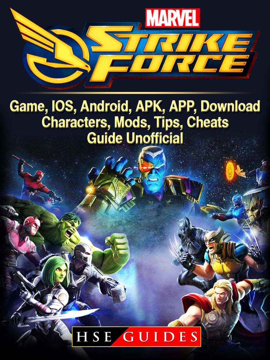 鈥嶮arvel Strike Force Game, IOS, Android, APK, APP