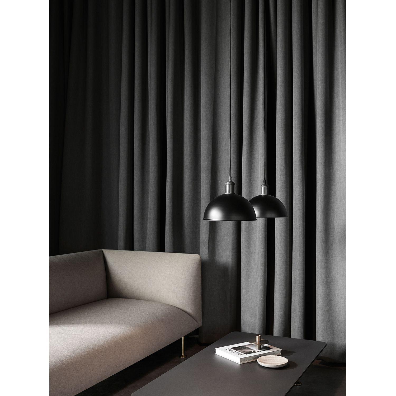 Hubert Pendant Black In 2020 Curtain Designs Living Room Lighting Menu Furniture