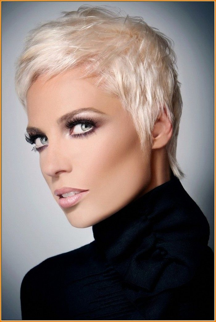 Short Hairstyles For Thinning Hair On Top Hairstyles