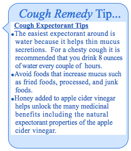 Cough Expectorant Tips (With images)   Cough remedies ...