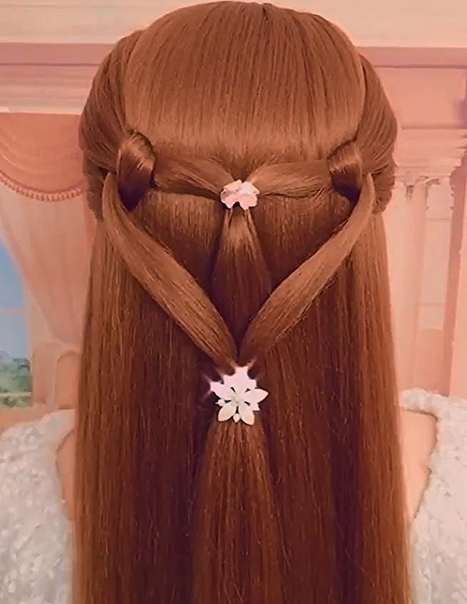 Photo of Elegant hairstyles for the bride