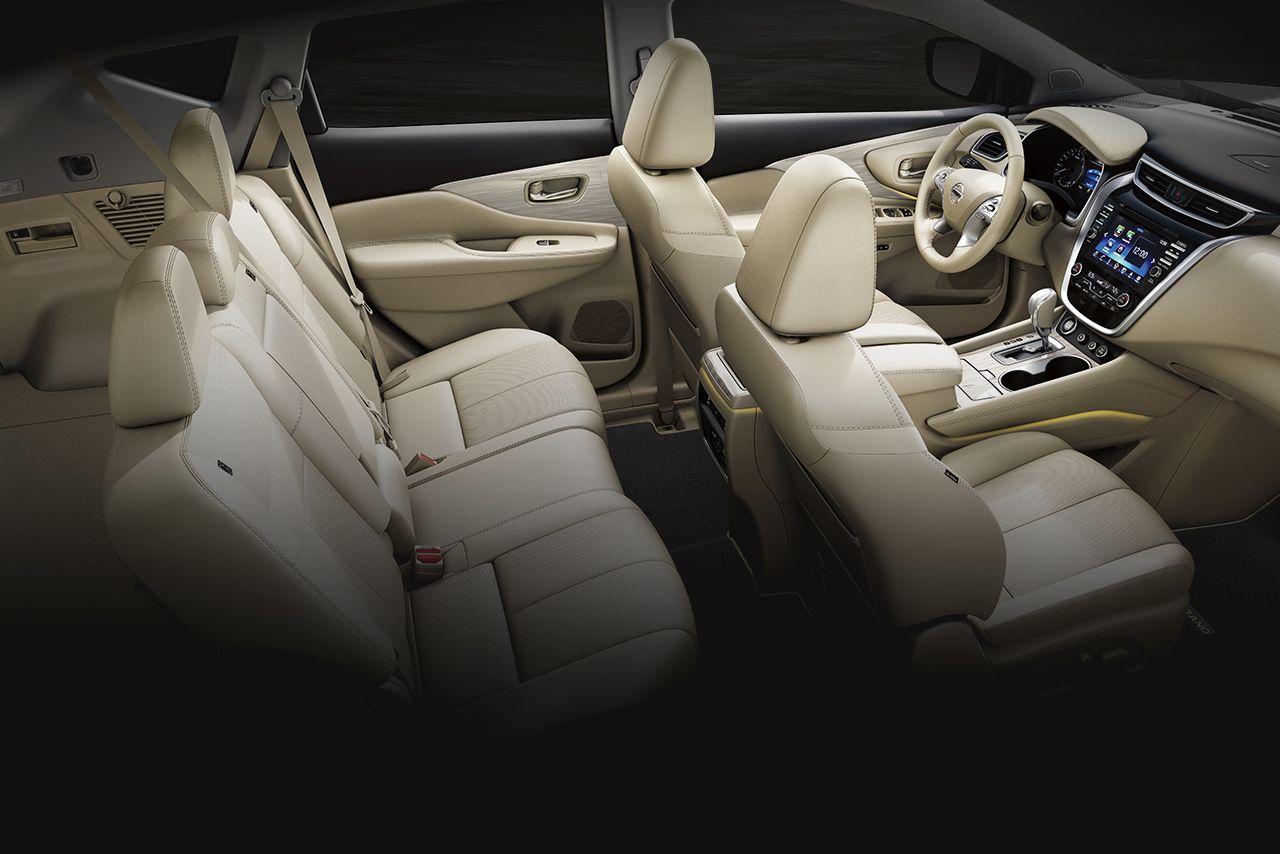 2015 Nissan Murano Competitive Advantage Zero Gravity Seats Shown