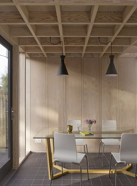Doyle Gardens Extension By Jonathan Tuckey Features A