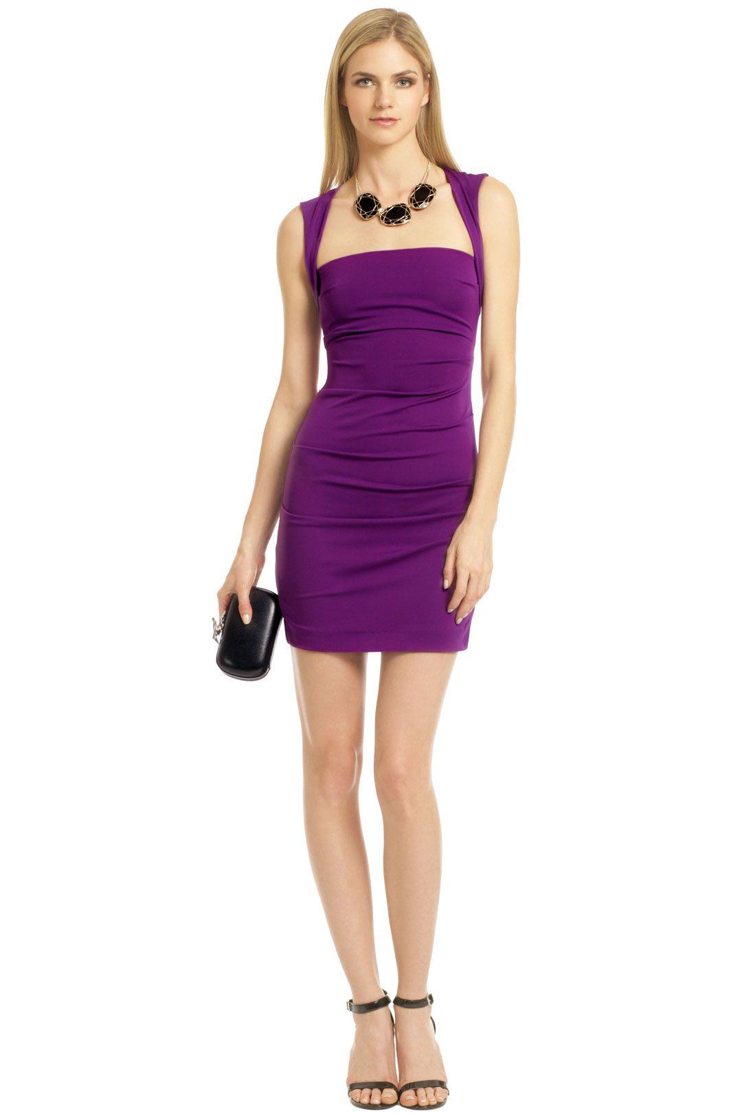 Nicole Miller Jaw Dropper Dress | Style | Pinterest