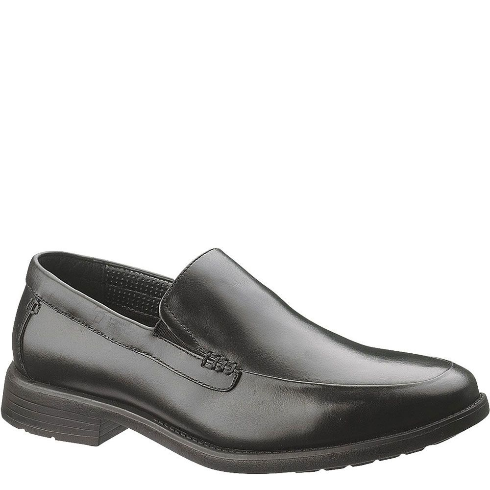 H101143 Hush Puppies Men S Emit Casual Shoes Black Mens Hush Puppies Dress Shoes Men Dress Shoes
