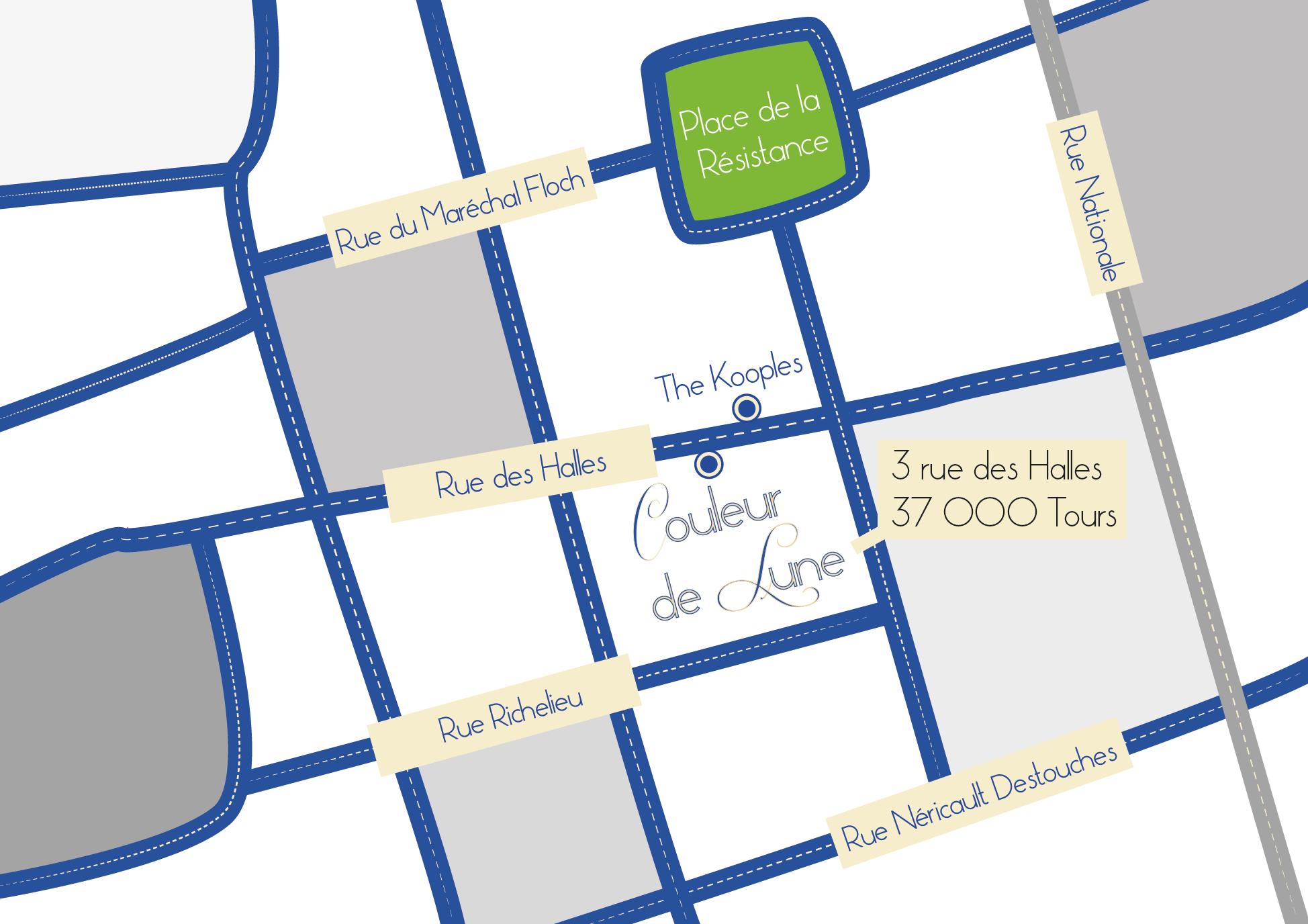 Exercice Illustrator: créer une carte en accord avec la ...