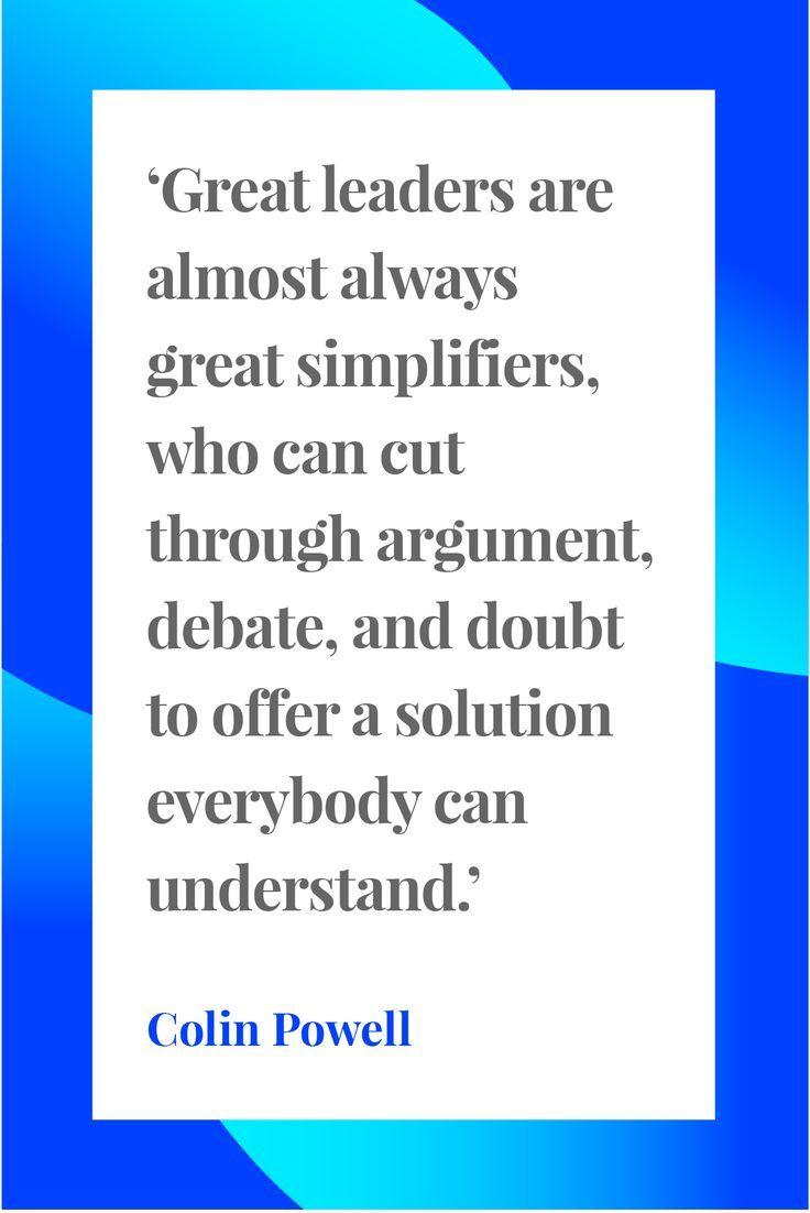 50 Inspirational Quotes About Leadership-Teamweek Blog