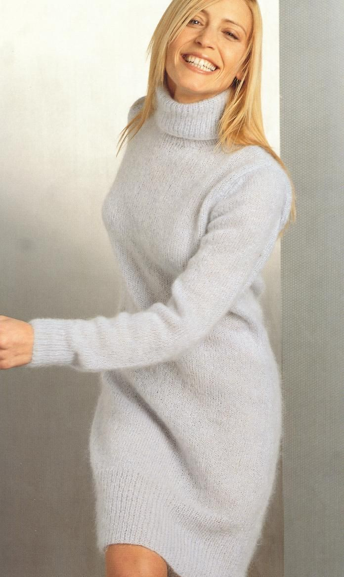 Sweater Dress | Sweaters&Sweater Dresses | Pinterest | Puntadas de ...