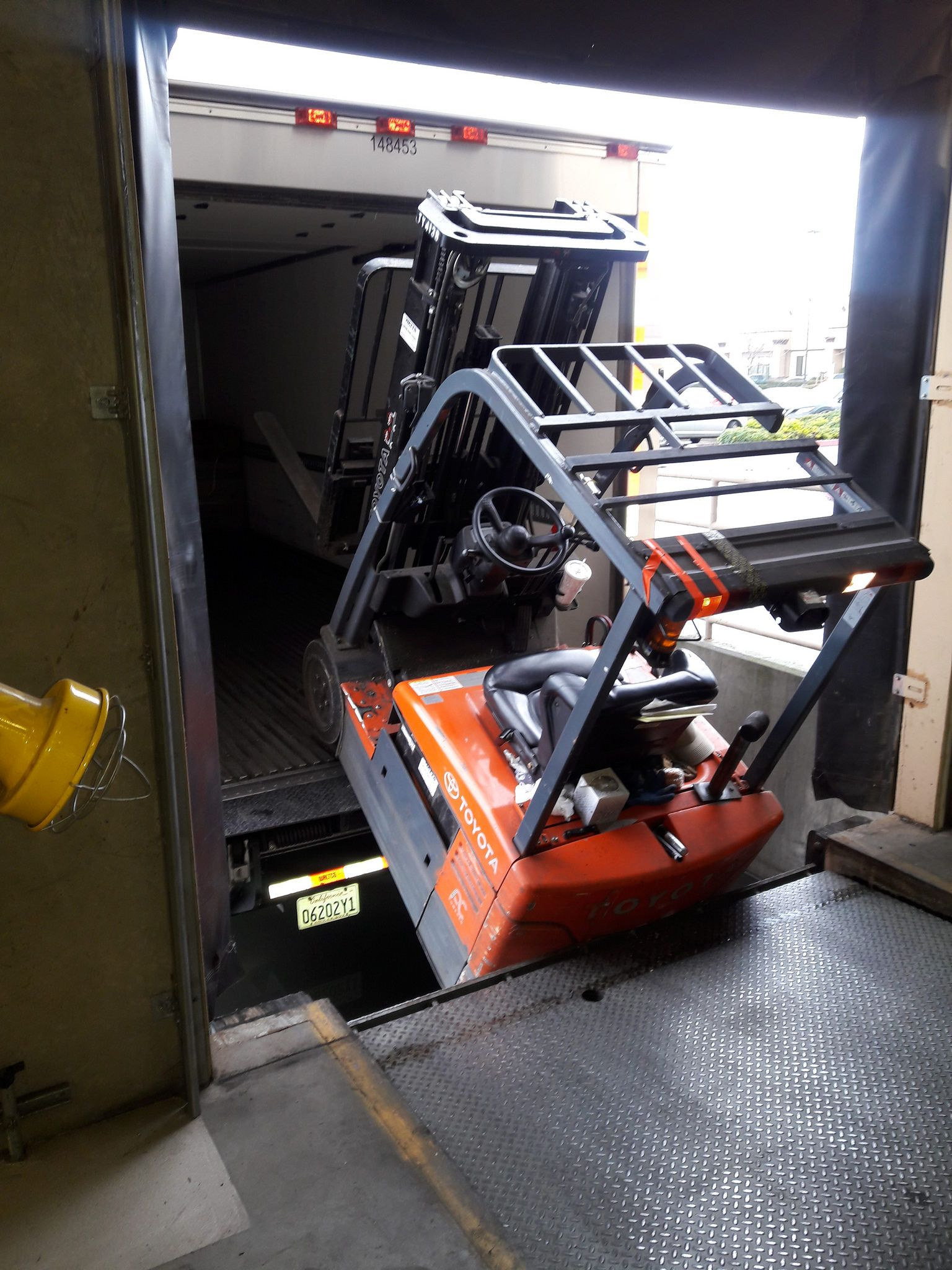 Boo boo forklift training occupational health and