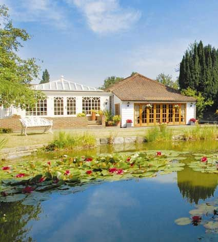 Surrey Oaks Farm Barn Wedding Venue