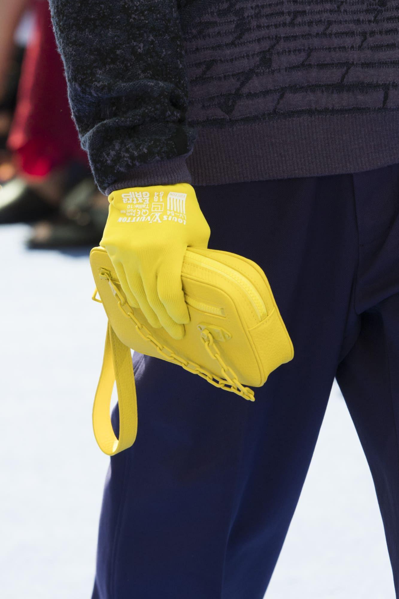 5d5328c88af4 Louis Vuitton Men s Spring Summer 2019 Sneakers Sunglasses Bags Accessories  - Fashionista