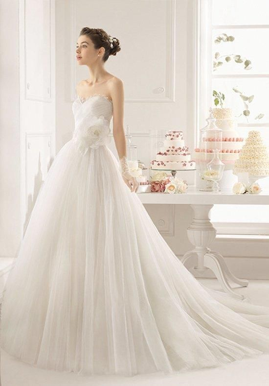 Aire Barcelona ASTRACAN Wedding Dress - The Knot