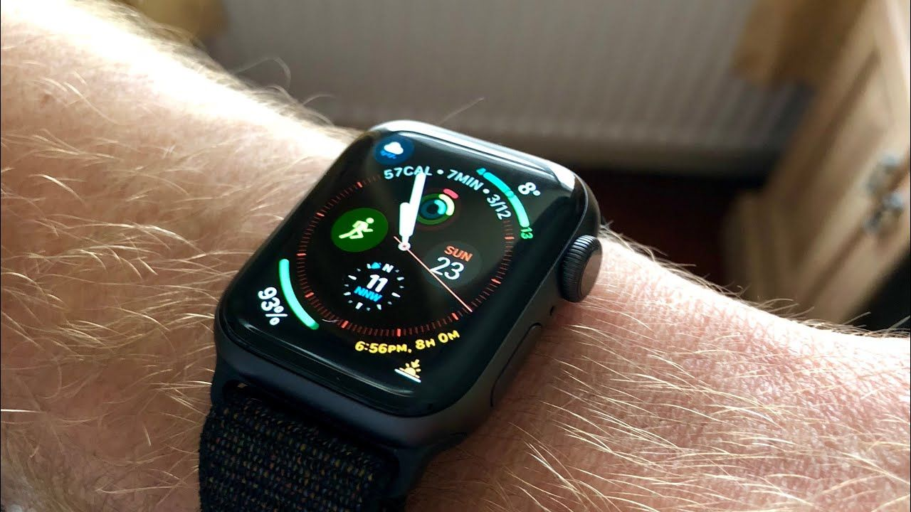 Smart Watch How to upgrade Apple Watch series 4 for half