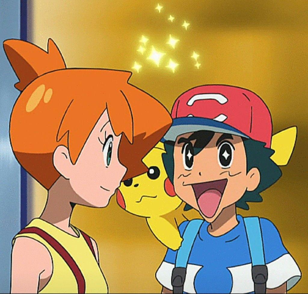 Pokeshipping ️ Alola Pokemon, Pokemon characters, Anime