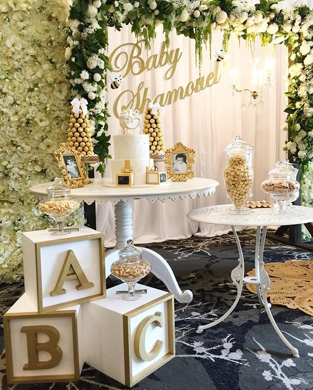 Melissa S Baby Shower Styling And Concept By