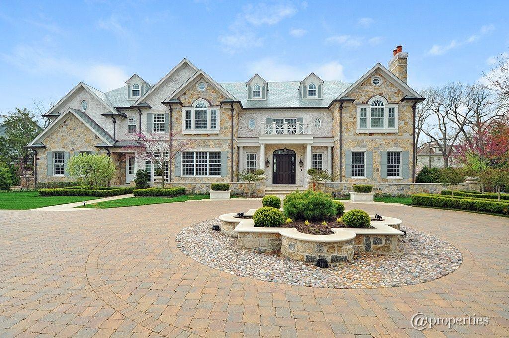 Winnetka Home For Sale Mansions Large House Plans Winnetka