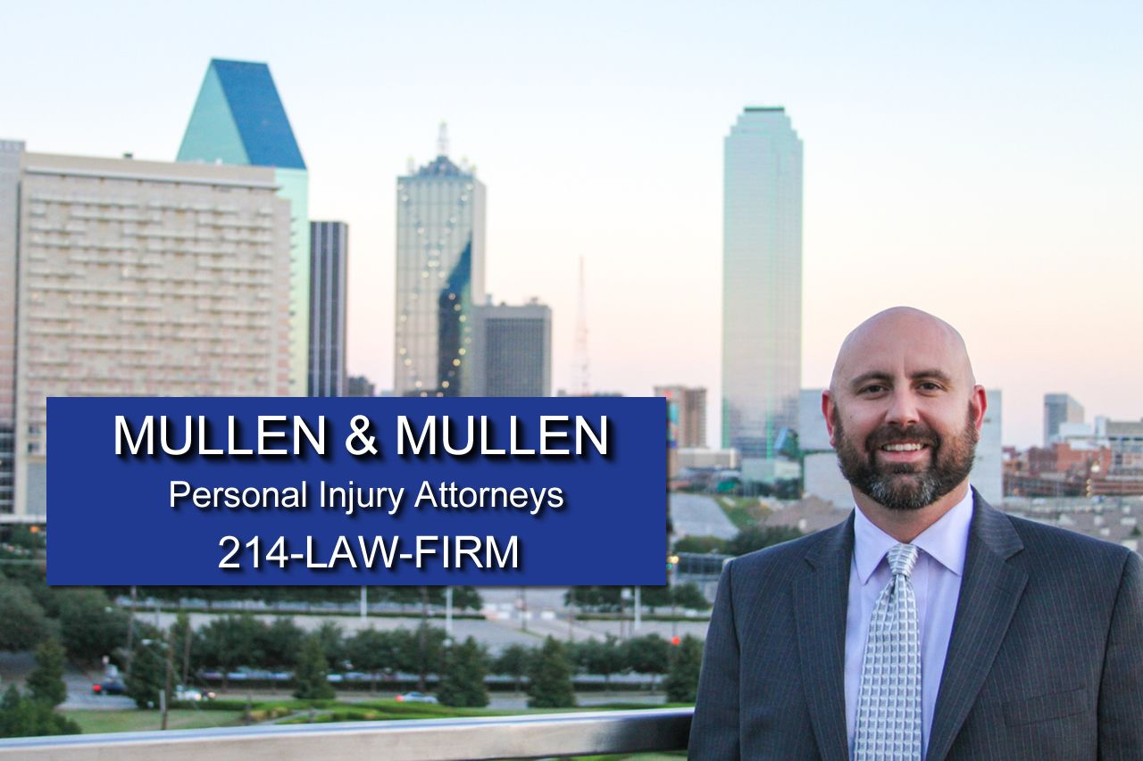 Dallas Tx Personal Injury Lawyer Shane Vincent Mullen Personal
