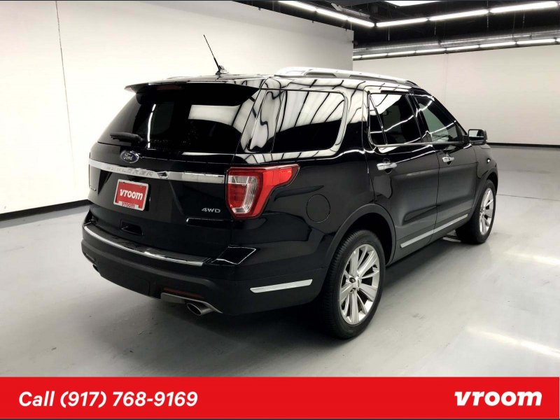 Used 2019 Ford Explorer 4WD Limited for sale in Raleigh